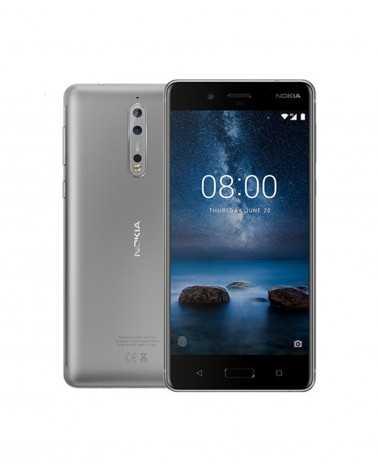 Nokia 8 - Cover Personalizzata -