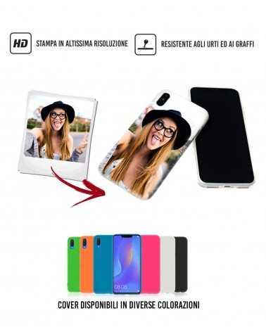 HTC ONE M7 - Cover Personalizzata -