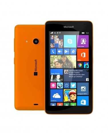 Microsoft Lumia 535 - Cover Personalizzata -