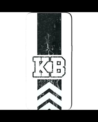 Iniziali Marmo 3 Stripes - Cover Collezione -
