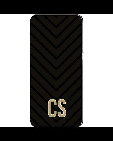 Iniziali Elegant Stripes - Cover Collezione -