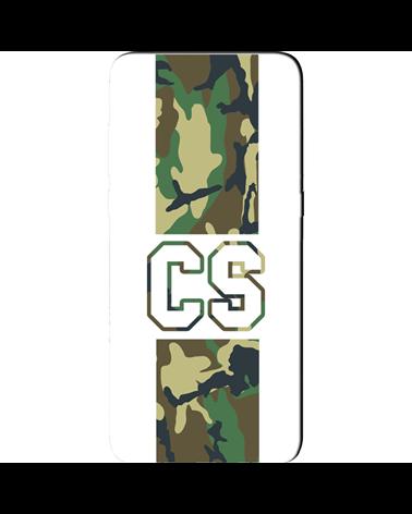 Iniziali Camouflage - Cover Collezione -
