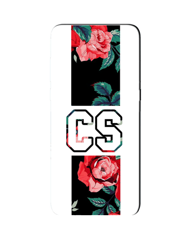 Iniziali Rose Rosse - Cover Collezione -