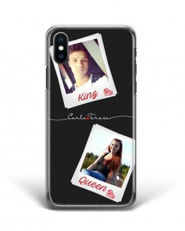 Polaroid King & Queen - Cover Collezione -