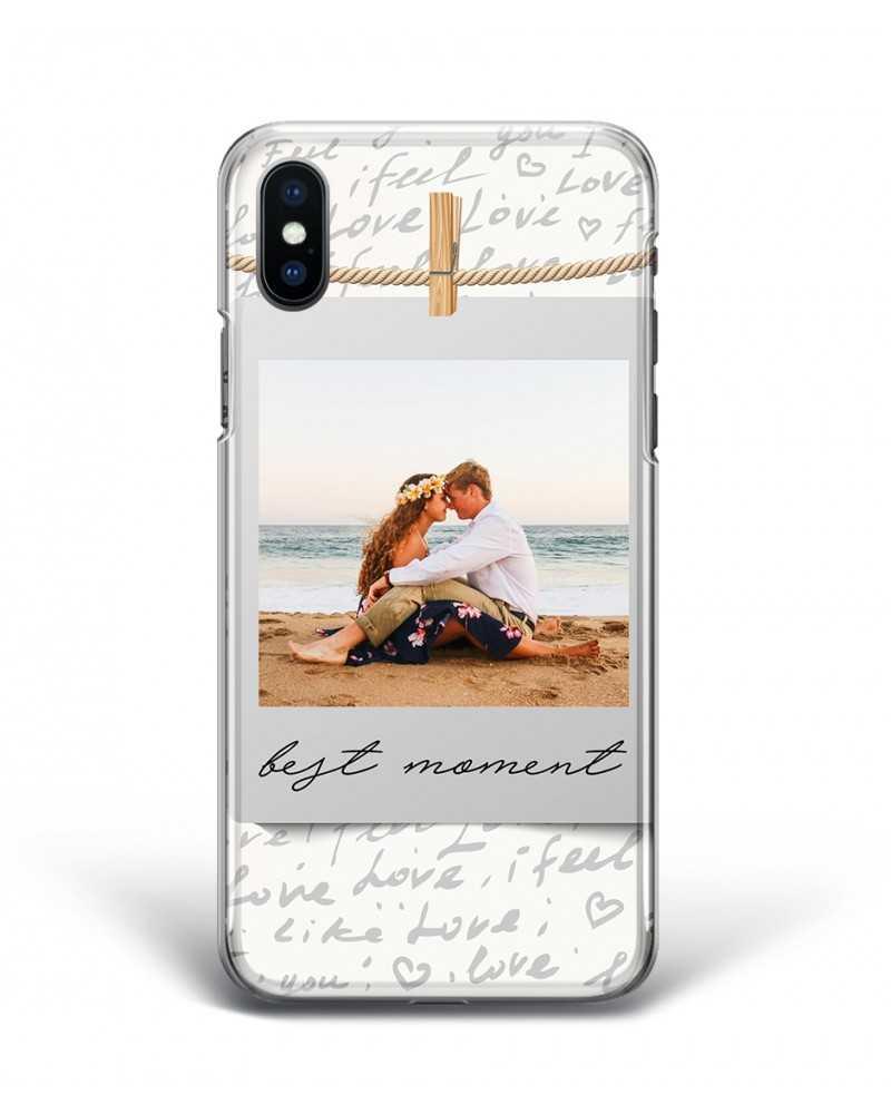 Polaroid Typewriting Love - Cover Collezione -
