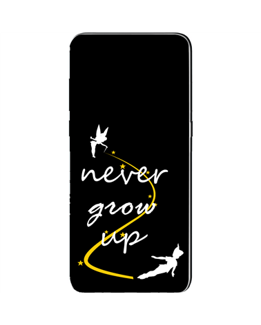 Never Grow Up - Cover Collezione -