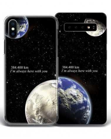 Earth & Moon - Cover Collezione -