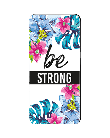Be Strong - Cover Collezione -
