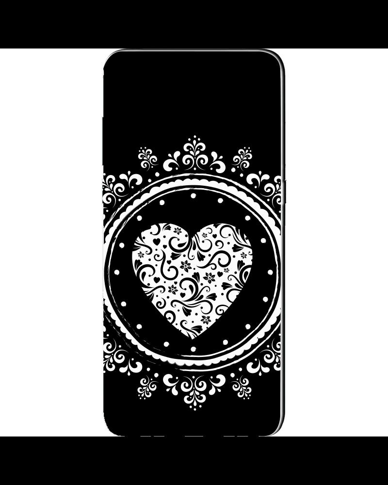 Pizzo Love Ornament - Cover Collezione -