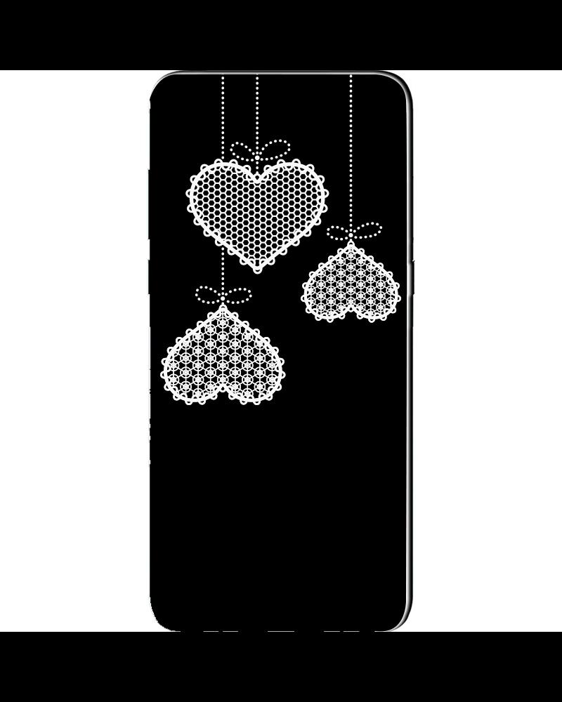 Pizzo Three Hearts - Cover Collezione -