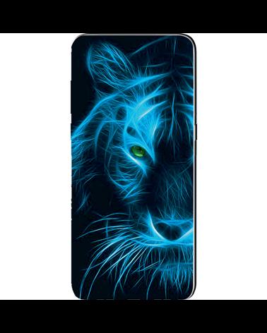 Tigre Neon - Cover Collezione -
