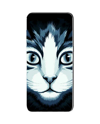 cover samsung s9 gatto
