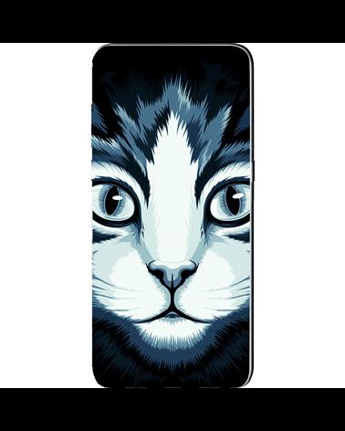 Volto Gatto Illustrato - Cover Collezione -