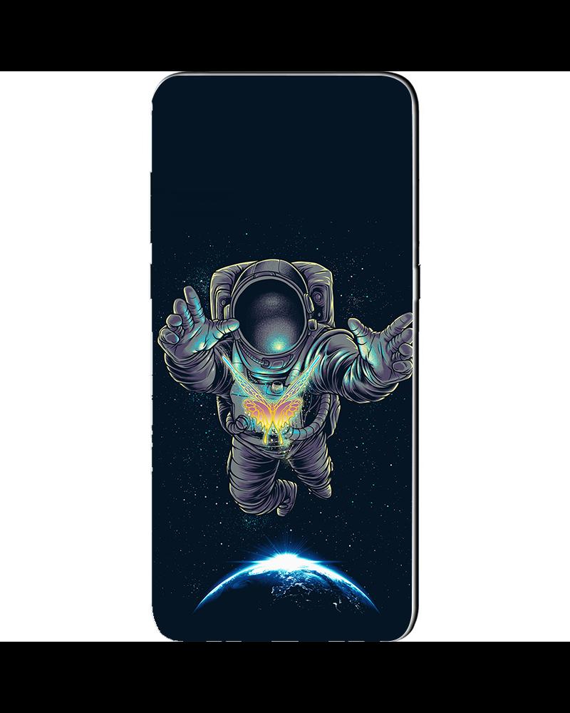 Astronauta con Farfalla - Cover Collezione -