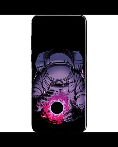 Astronauta con Meteorite - Cover Collezione -