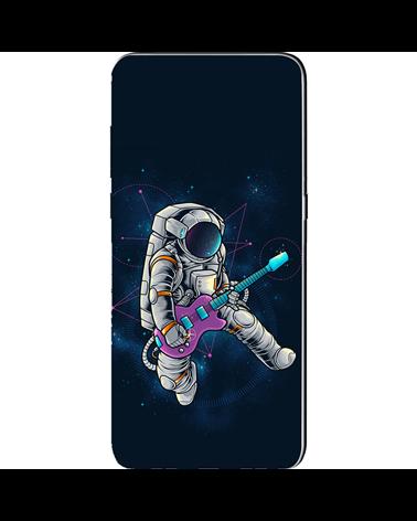 Astronauta Rockettaro - Cover Collezione -