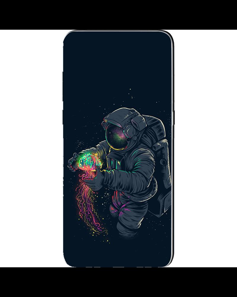 Astronauta con Medusa- Cover Collezione -