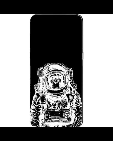 Gorilla Astronauta - Cover Collezione -