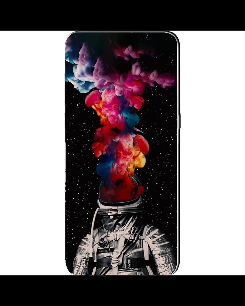 Astronauta Smoke - Cover Collezione -