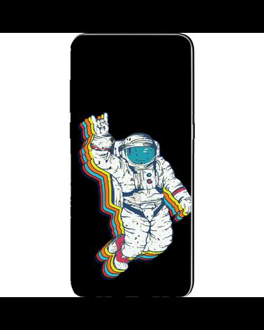 Astronauta Colorato - Cover Collezione -