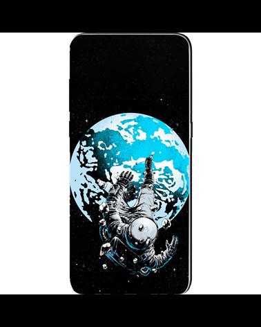 Astronauta Terra - Cover Collezione -