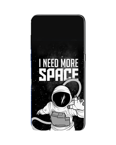 I Need More Space - Cover Collezione -