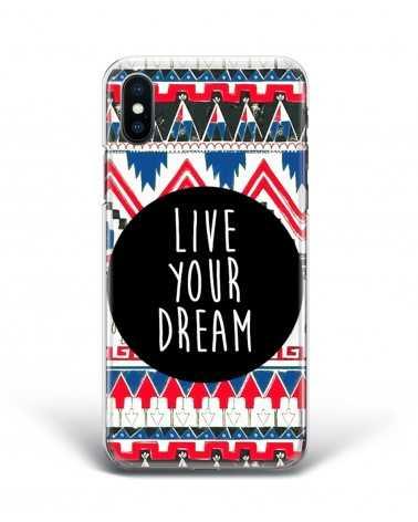 Live Your Dream - Cover Collezione -