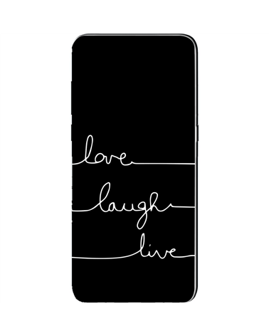 Love Laugh Live - Cover Collezione -