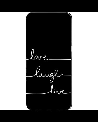 Love Laugh Live - Cover Collezione -