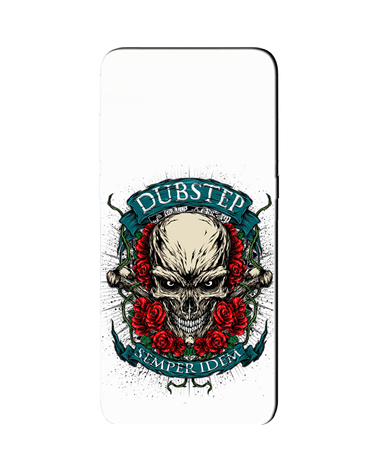 Teschio Dubstep - Cover Collezione -