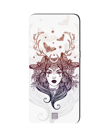 Butterfly Girl - Cover Collezione -