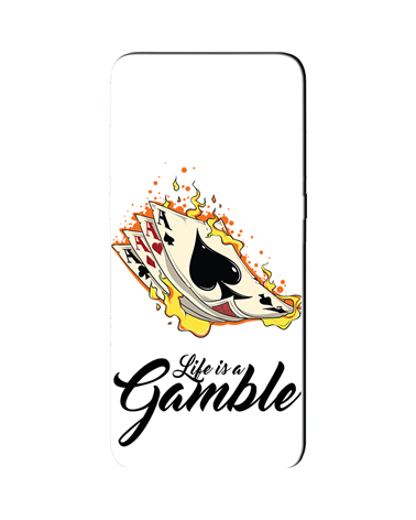 Life is a Gamble - Cover Collezione -