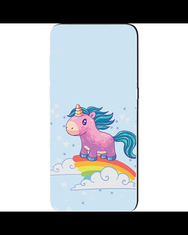Unicorno sull'Arcobaleno - Cover Collezione -