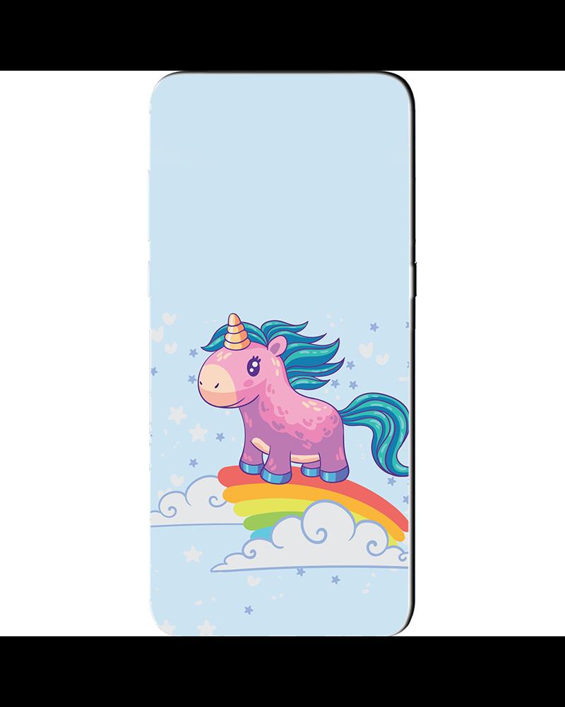 cover iphone se unicorno