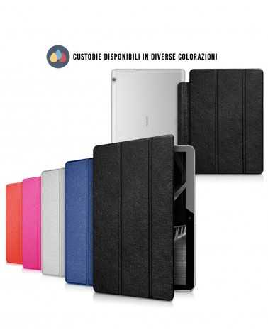 Custodia Flip in SimilPelle Tablet -