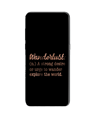 Wanderlust Meaning - Cover Collezione -