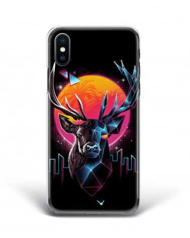 Synthwave Deer - Cover Collezione -