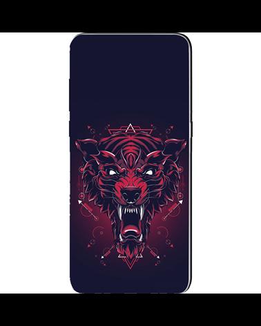 Lupo Rosso Mistico - Cover Collezione -