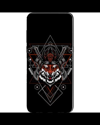 Tigre Samurai Mistica - Cover Collezione -
