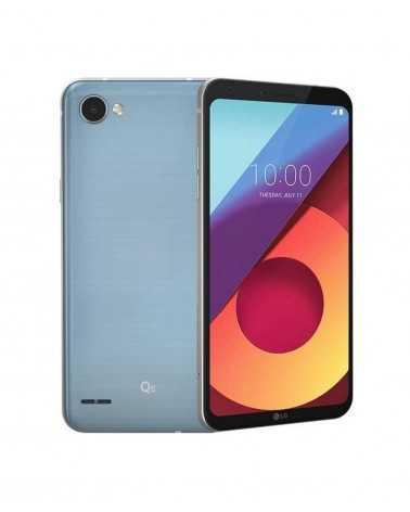 LG Q6 - Cover Personalizzata -