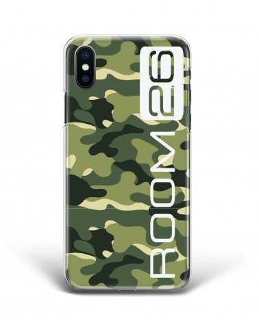 Room 26 Camouflage- Cover Collezione -