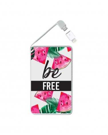Be Free - Collezione Powerbank -