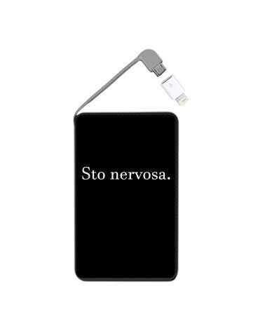 Sto Nervosa - Collezione Powerbank -