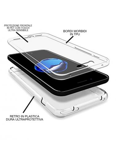 Custodia Full Body Trasparente - Tutti i modelli di Smartphone -