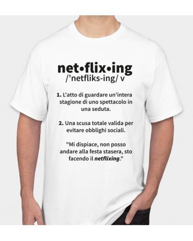 Net•flix•ing - Collezione T-Shirt -