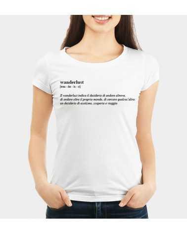 Wanderlust - Collezione T-Shirt -
