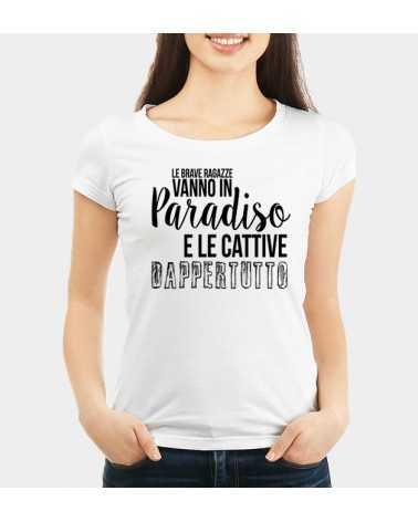 Brave ragazze - Collezione T-Shirt -