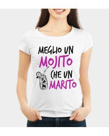 Mojito o Marito? - Collezione T-Shirt -