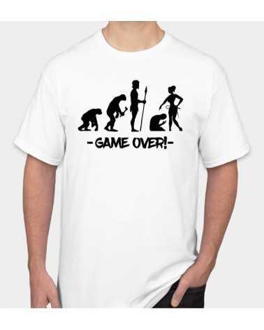 Game Over - Collezione T-Shirt -