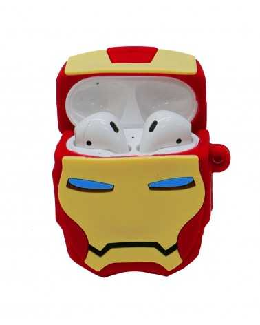 IronMan - Custodia Airpods -